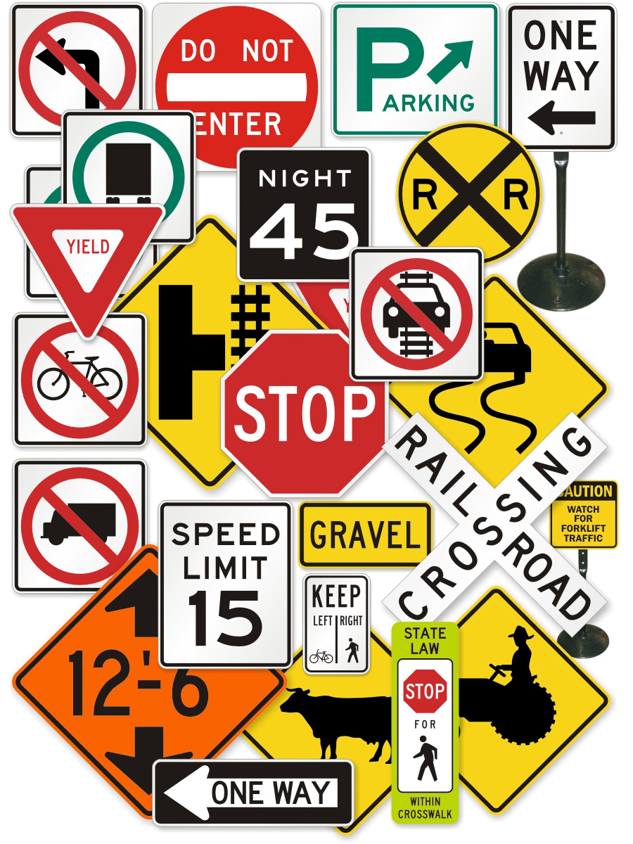 Road Signs  Traffic Signs  MUTCD Signs – About Us