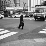 Discouraging news for pedestrian safety
