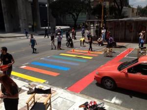 crosswalks for life