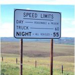 Prudent speed limits? Impossible in the U.S.
