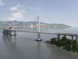 Signature span of the Bay Bridge