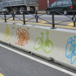 Guerrilla bike lanes pop up in New York City
