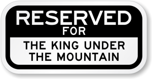 reserved-for-king-humorous-sign-k-0399