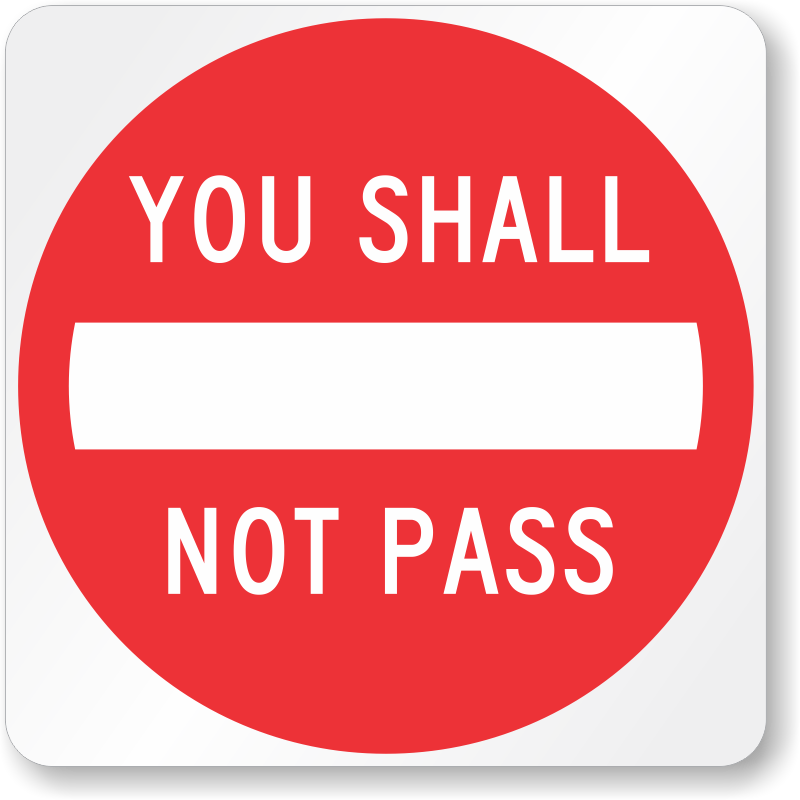 Road signs of Middle-Earth - Traffic Sign Blog ...