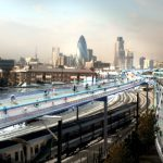 4-mile, £220m bike path proposed for London