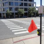 Towns wave white flag in fight for pedestrian safety