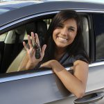 Teen drivers trading down in vehicle safety